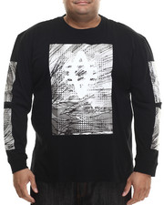 Men - Arden High density L/S Shirt (B&T)