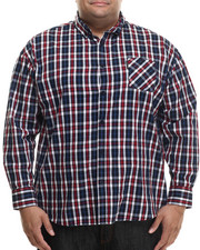 Men - Norwood L/S Button-Down (B&T)