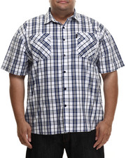 Men - Lodge S/S Button-Down (B&T)