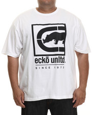 Men - Block Rhino T-Shirt (B&T)