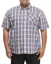 Men - Mayberry S/S Button-Down (B&T)