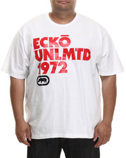 Men - Ecko OK Script T-Shirt (B&T)