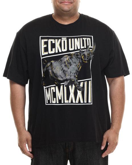 Ecko - Men Black Walk Tall T-Shirt (B&T) - $21.99