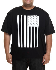 Men - Flag T-Shirt (B&T