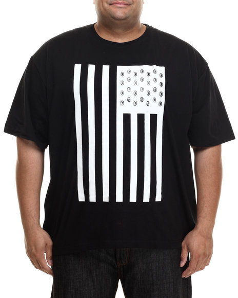 Ecko - Men Black Flag T-Shirt (B&T