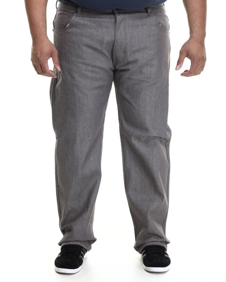 Rocawear - Men Grey R Script Flap Jeans (B&T)