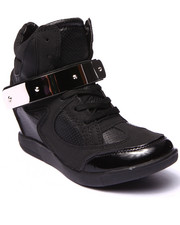 Women - Apollo Sliver Cuff Wedge Sneaker