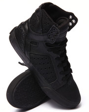 Women - Supra Skytop Suede & Leather Sneaker