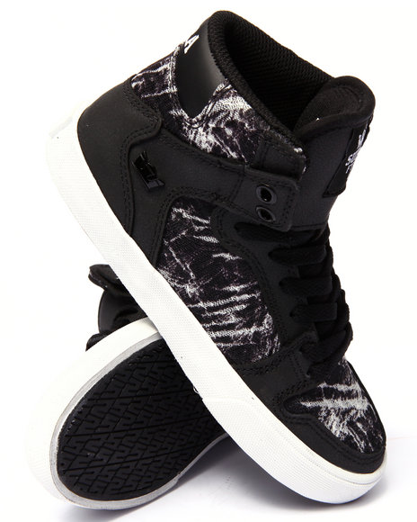 Ur-ID 206715 Supra - Women Black,Purple Supra Vaider High Top Sneaker