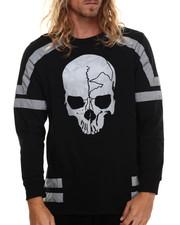 Men - Reflective Skull jersey