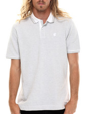 Men - S/S Birdseye Polo