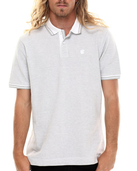 Rocawear Light Grey Polos