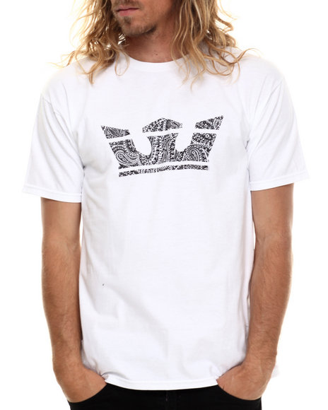 Supra - Men White Icon Tee