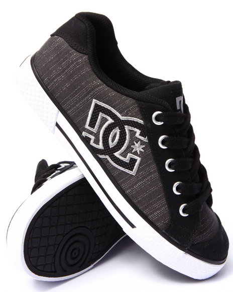 Dc Shoes - Women Black Chelsea T X - S E
