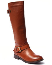 Women - Highnoon Studded Back Zip Up Riding Boot