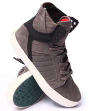 The Skate Shop - Skytop Grey Suede Supra TUF Sneakers
