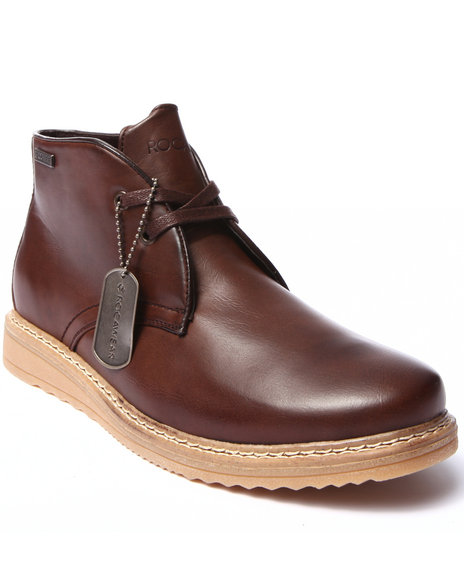 Rocawear - Men Brown Mchallen Lace Boot