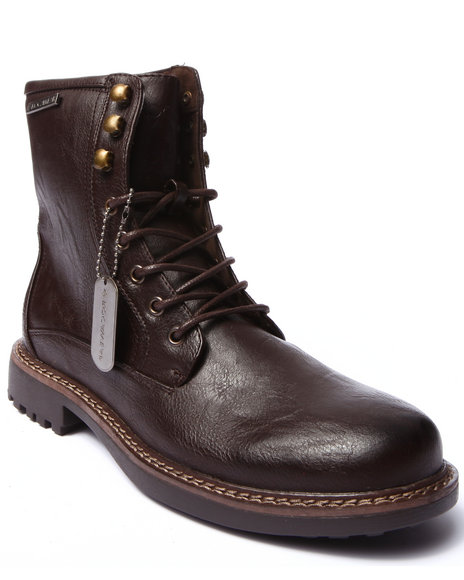 Rocawear - Men Brown Rock Star Boots