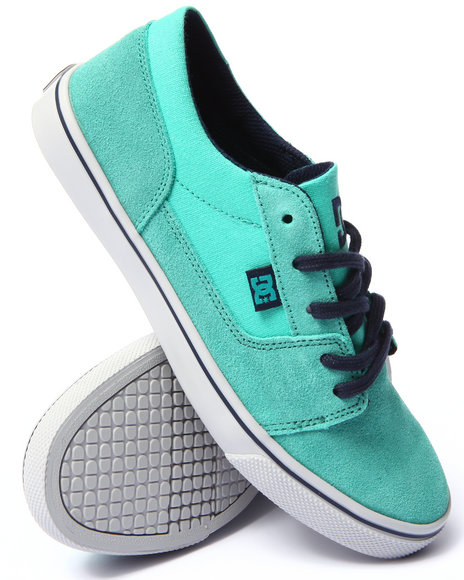 Ur-ID 206759 DC Shoes - Women Teal Tonik Lo