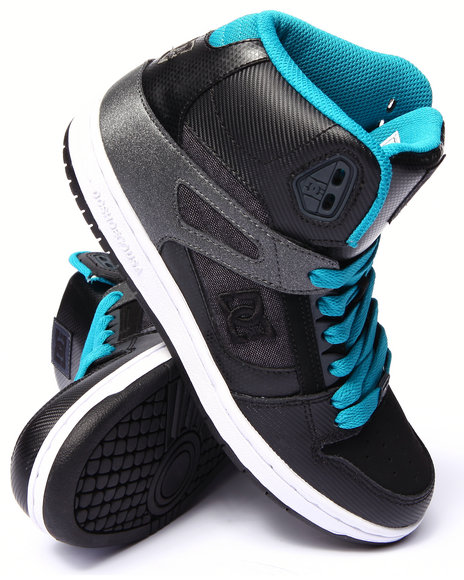 Dc Shoes - Women Black Rebound High