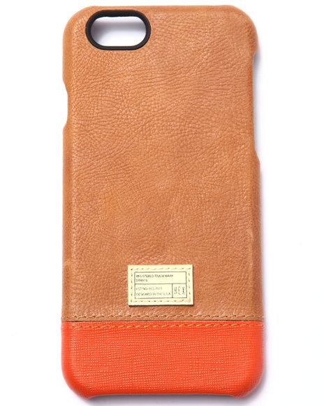 Hex Men Focus Case For Iphone 6 Brown