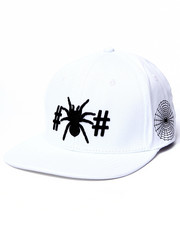 Men - Spider Snapback Cap