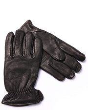 Men - Premium Leather Gloves