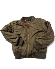 Heavy Coats - AVIATOR FLIGHT JACKET (8-20)