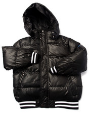 Heavy Coats - STEELE CLASSIC BUBBLE JACKET (8-20)