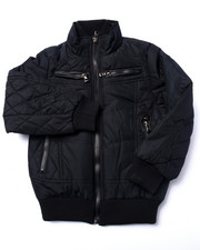 Heavy Coats - ESPOO QUILTED BOMBER JACKET (8-20)
