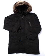 Heavy Coats - TUNDRA DOWN SNORKEL JACKET (8-20)