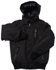 Heavy Coats - AMPED MOTORCYCLE BOMBER JACKET (8-20)