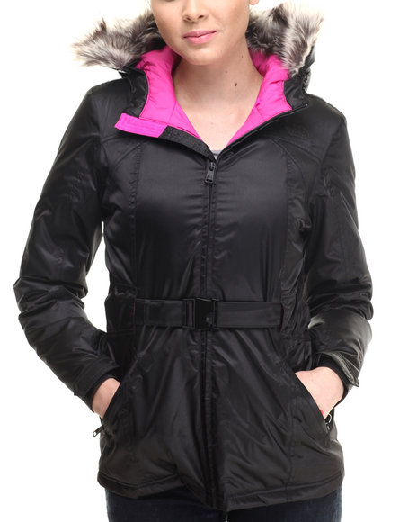 The North Face - Women Black Greenland Jacket
