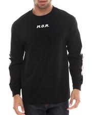 Shirts - M.O.R. 6 L/S Tee