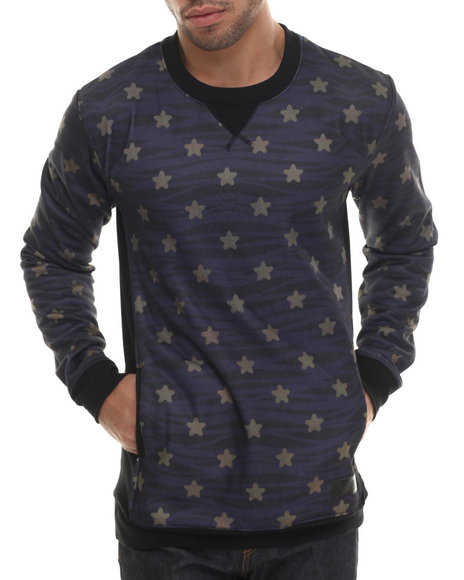 Entree - Men Blue Glory Sweatshirt
