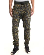 Jeans & Pants - Rib Waistband Jogger Pant