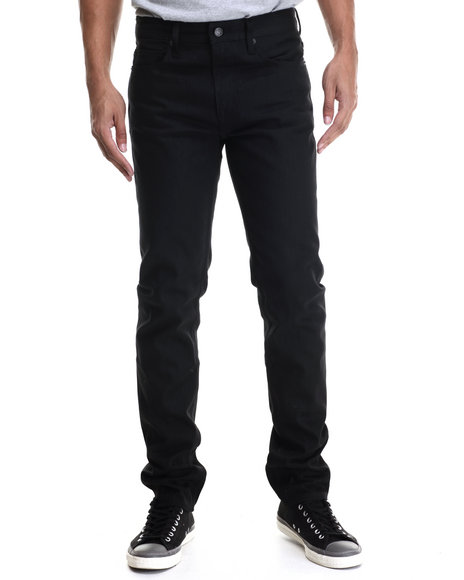 Rocawear Blak - Men Black Blak Slim Fit Jeans