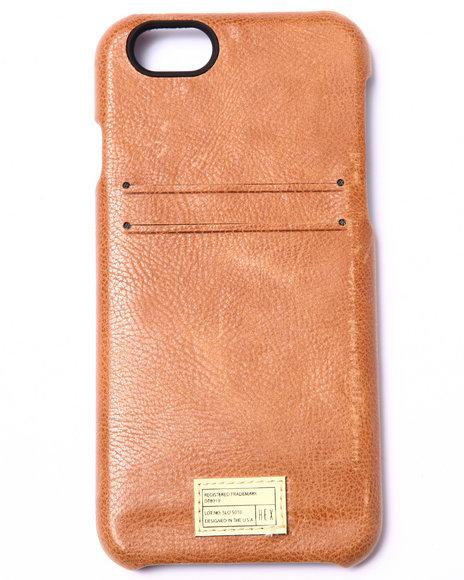 Hex Men Solo Wallet For Iphone 6 Brown