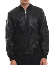 Leather Jackets - Full Pu Jacket