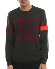 Men - Jacquard Sweatshirt