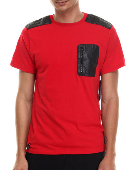 Ur-ID 206939 Enyce - Men Red Hummer T-Shirt