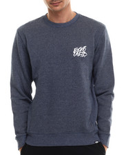 Sweatshirts & Sweaters - Novelty Heather Sweatshirt