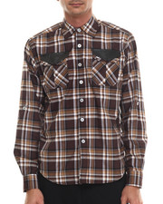 Enyce - Scotty L/S Button-Down