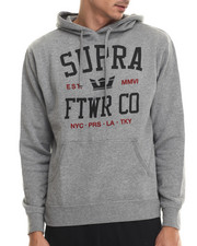 The Skate Shop - Centerfield Pullover Fleece Hoodie