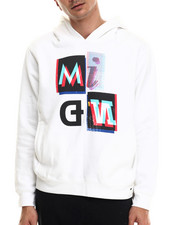 Men - Mindful Pullover Fleece Hoodie
