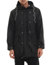 Men - Coated Parka
