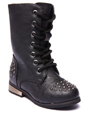 Girls - ABBY STUDDED BOOTS (5-10)