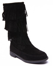 Girls - LIMOR MOCCASIN BOOTS (11-4)