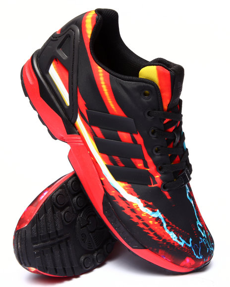 Adidas - Men Red Z X Flux Print