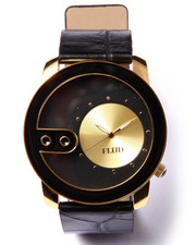 Flud Watches - Exchange (Croc Embosed edition) Watch